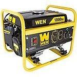 3500W 4 Cycle Gas Powered Portable Generator w/ Wheel - $239.99 F/S at Staples