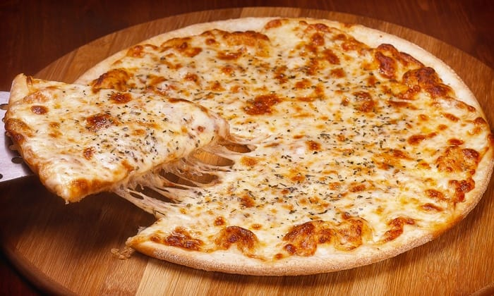 Pizza Deals - 50% Off (New Groupon Customers) AC @ Groupon