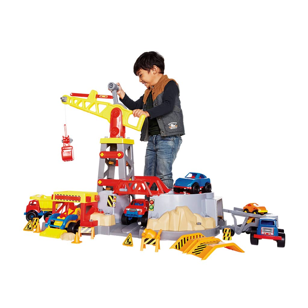 Colossal Construction Zone 127pc at Walmart $20 (possibly lower)