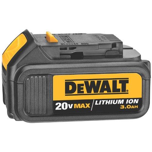 DEWALT DCB200 3.0 Ah 20V Li-Ion Premium Battery $27.99