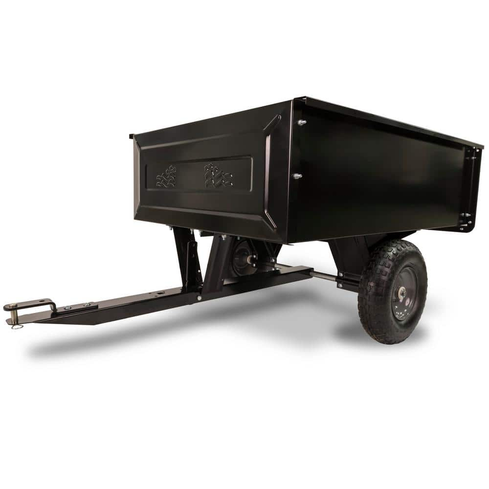 Agri-Fab 10 cu. ft. Steel Dump Cart for $33.03 YMMV