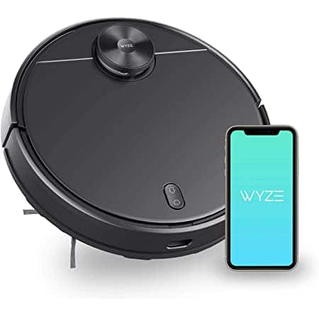 Wyze 2100Pa Robot Vacuum with LIDAR Mapping Technology - $215.99 w/ FS