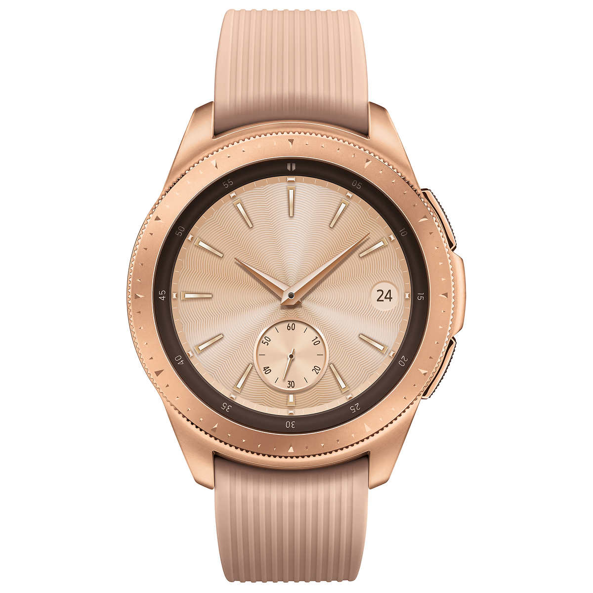 Samsung Galaxy Smartwatch 42mm - Rose Gold at Costco $239.99