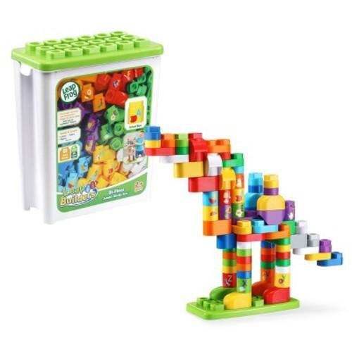 Leapfrog leapbuilders 81 pc jumbo blocks box on sale for $6.29 @Target.com