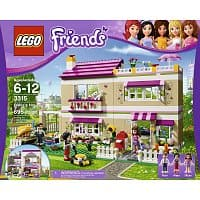 Kmart Deal: Great KMart LEGO Friends, Super Heroes, City, & Chima sale:  approx 20% off PLUS 20% back in points PLUS $5 back in points for $40 purchased (PLUS GC deal) B&M/online