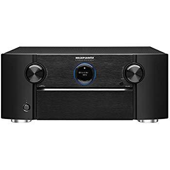 Marantz SR6012 9.2 Channel Full 4K Ultra HD Network AV Surround Receiver with HEOS black, Works with Alexa - $899