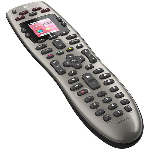 Logitech Harmony Remote 650 - $35 Walmart - B&M YMMV