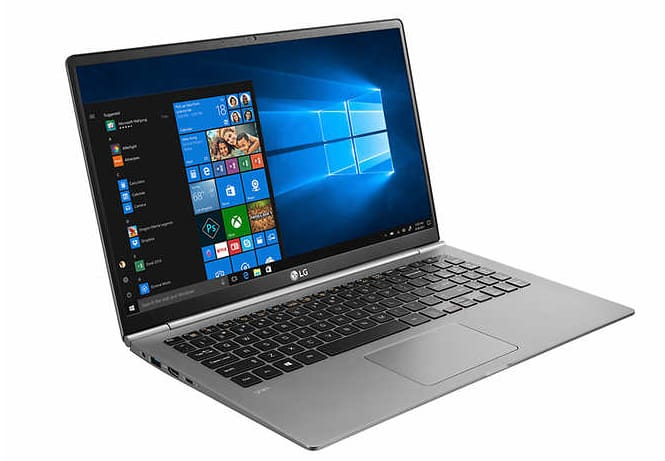 "COSTCO - LG Gram 15Z980-A.AAS8U1 15.6"", Core i7, Full HD Touchscreen, 16GB RAM, 512GB SSD, Fingerprint ID - $1299+$14.95 Shipping"