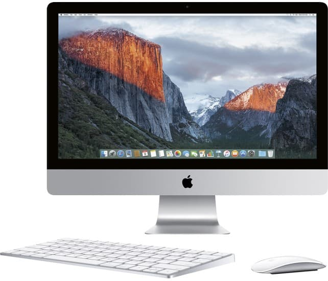 "Best Buy 27"" iMac 5K Model from $1550, $100 Lower With College Coupon"