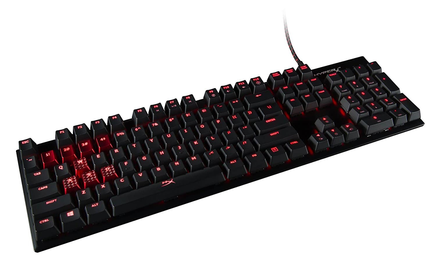 HyperX Alloy FPS Mechanical Gaming Keyboard (Cherry MX Blue Switches) $80 + FREE SHIPPING