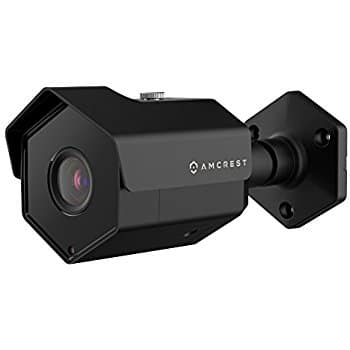 Amcrest ProHD Outdoor 4 Megapixel POE Bullet IP Security Camera - IP67 Weatherproof, 4MP (2688 TVL), IP4M-1026E (Black)  $110.49