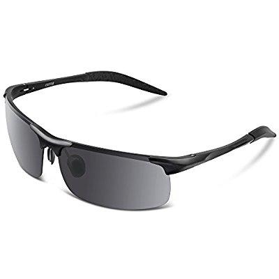 Men's Sports Style Polarized Sunglasses $11.98 AC @ Amazon