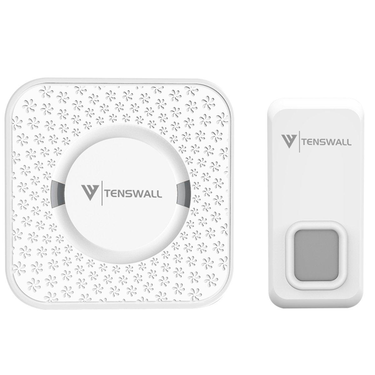 Wireless Doorbell Kit $6.00 AC @ Amazon