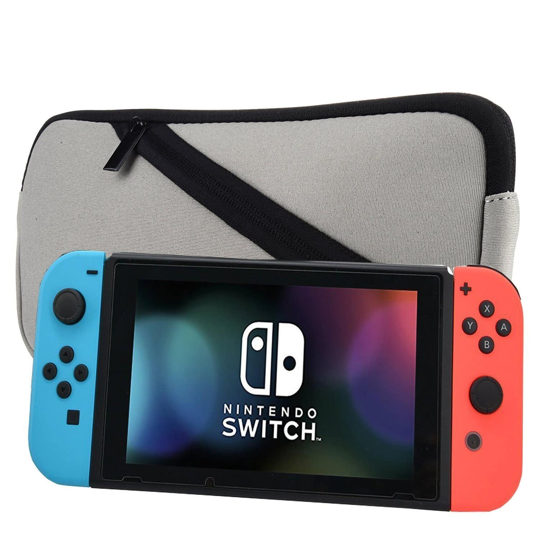 Nintendo Switch Travel Case $3.99 AC @ Amazon