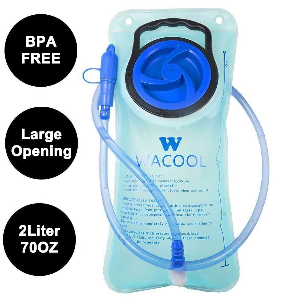 2L 70oz Running Cycling Hiking BPA Free Hydration Pack Bladder From $6.59 AC @ Amazon