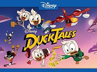 Disney Channel DuckTales: Season 104 (Digital HD TV Show) $3