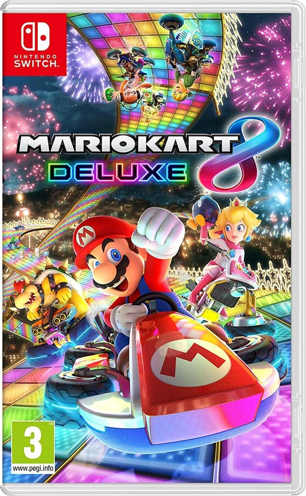 Mario Kart 8 Deluxe for Switch $41.5