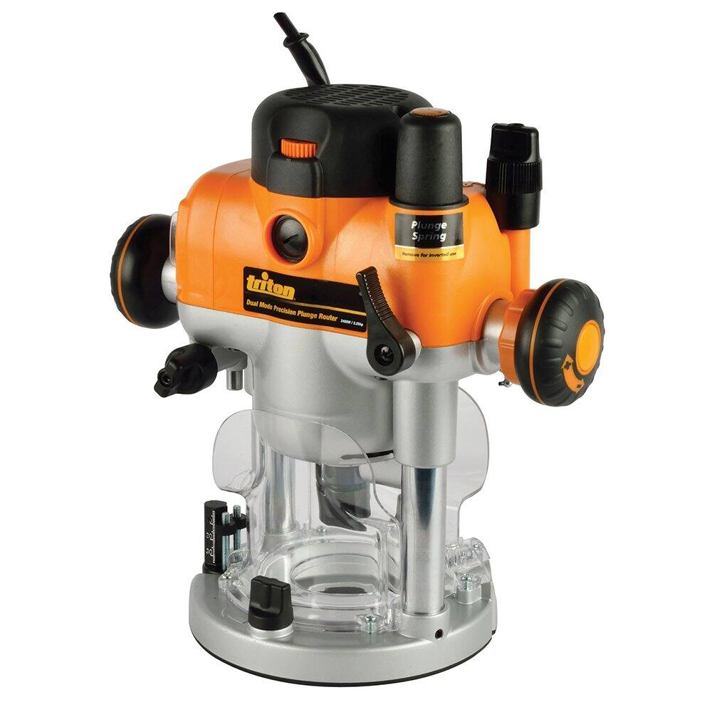 Triton 3 1/4hp Router $50 off from Amazon