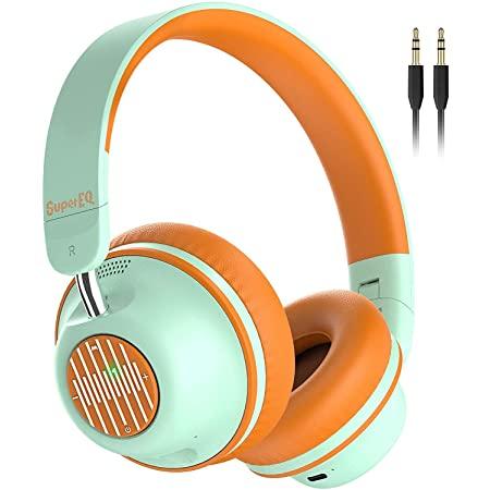OneOdio SuperEQ S2 Bluetooth Active Noise Cancelling Headphones $29.99