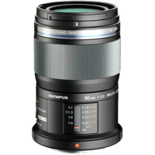 Olympus 60mm f/2.8 Macro Lens for Micro Four Thirds $349