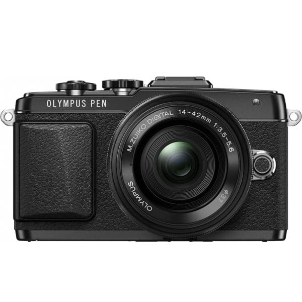 Olympus E-PL7 Mirrorless Camera with 14-42mm II R Black Lens (Reconditioned) at Olympus Outlet -  $224.99 + Tax + FS