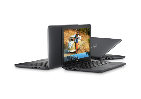 """Dell Inspiron 11 3000 Laptop $120 from Staples w/free shipping, 11"""" screen, AMD A6, 4GB/32GB $149.99"""