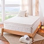 Spa Sensations 4'' Memory Foam Mattress Topper starting $59 Free ship
