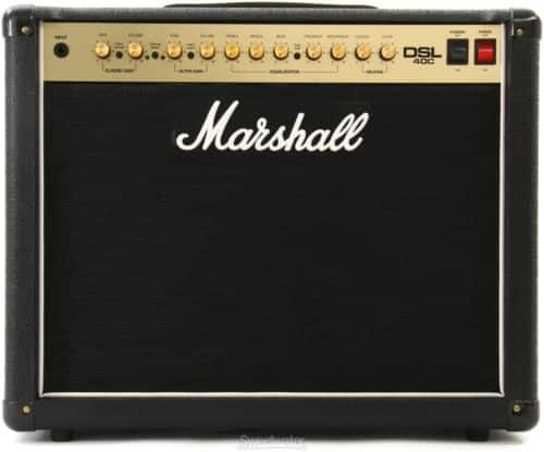 $399 Marshall DSL40C Guitar Amplifier with free Google Home Mini and $24 eBay Bucks