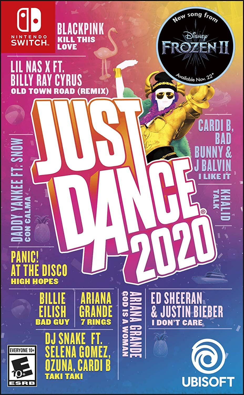 Just Dance 2020 -  Standard Edition (Switch/Wii/PS4) $24.99