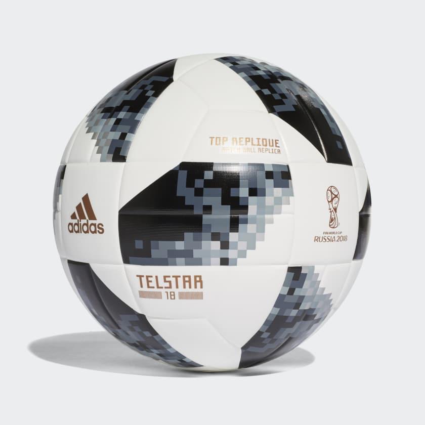 2d2ca0b429b Adidas FIFA World Cup Top Replique Soccer Ball (Size 4 or 5 ...