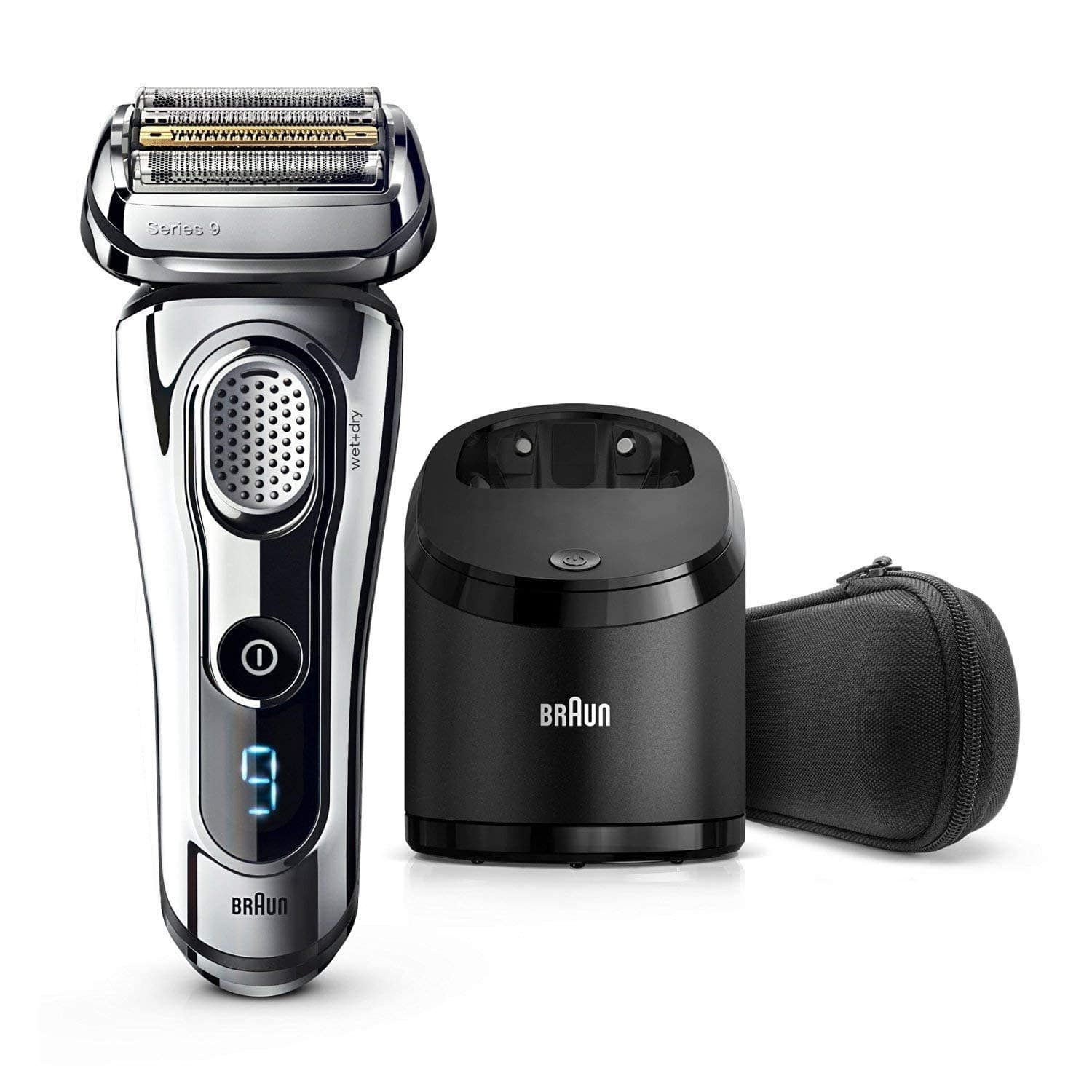 Braun Series 9 9295CC Electric Shaver in Chrome ($152 + tax with Chase freedom)