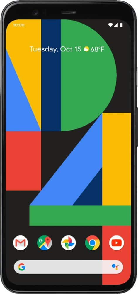 Google Pixel 4 and Pixel 4 XL - $400 off with carrier activation (new and upgrades)