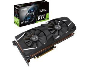 Open Box ASUS Dual GeForce RTX 2080 Ti 11GB Video Card + F/S $900.15