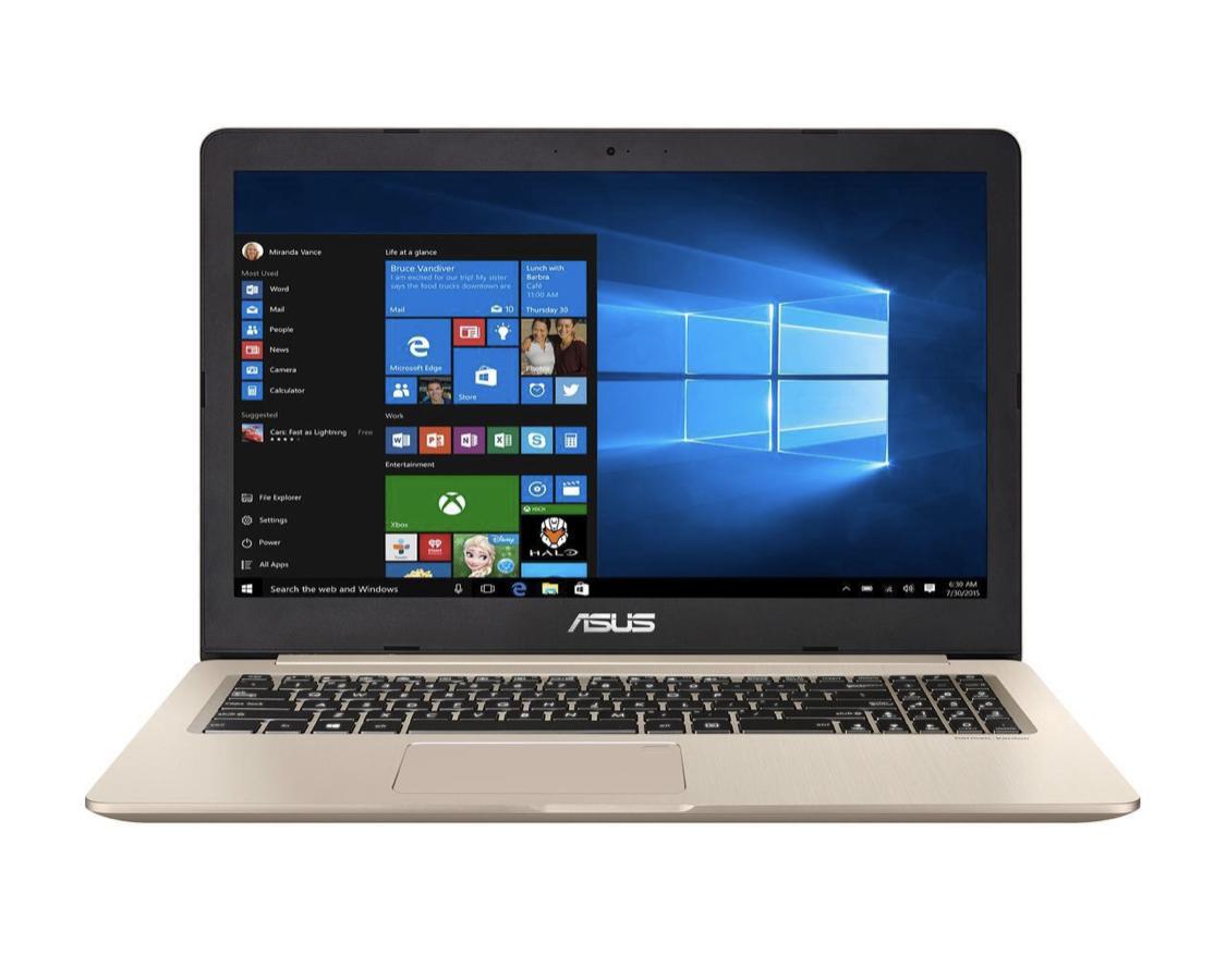 Asus Vivobook Pro: GTX 1050 4GB, i7-8750H, 8GB + 16GB Optane, 1TB HD + F/S $699.99