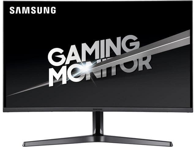 "Samsung C32JG50 Monitor: 32"" Curved VA Panel, 1440P, 144Hz, 4ms + F/S $313.49"
