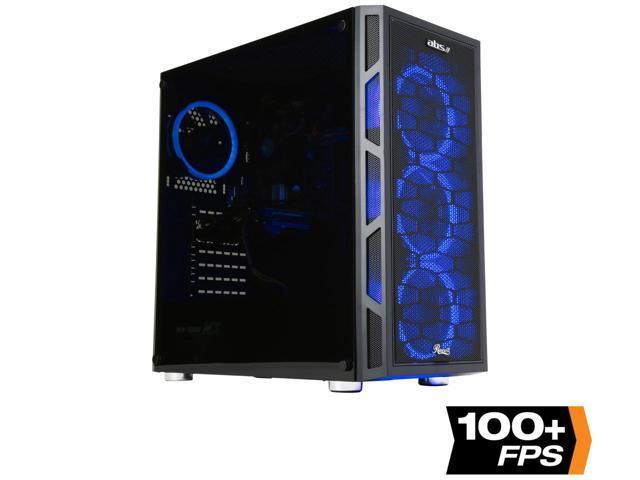 ABS Mage E Gaming Desktop: GTX 1660Ti, i5-9400F, 8GB, 512GB SSD + F/S $799.99