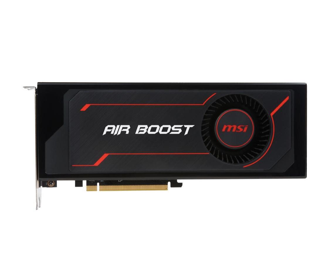 MSI Radeon RX Vega 56 8GB + F/S $279.99 AR & AC