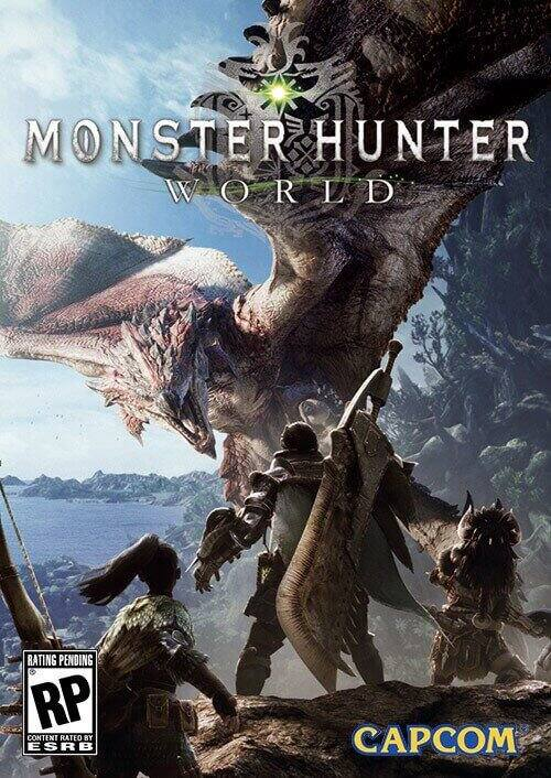 Monster Hunter World PC Digital Download $21.89