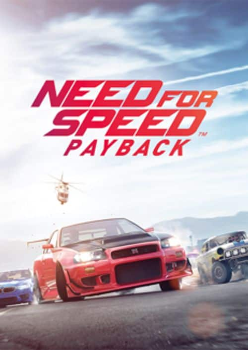 Need For Speed Payback (PC Digital Download) $8.59