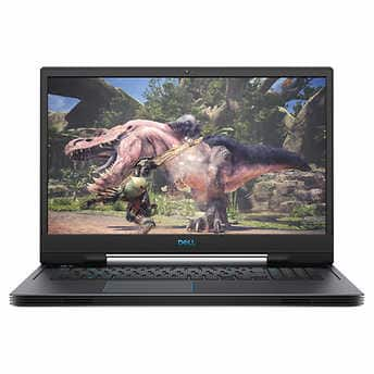 Dell G7 15 Gaming Laptop: RTX 2060, i7-9750H, 8GB, 128GB SSD + 1TB HD w/ $200 Visa GC $1299.99