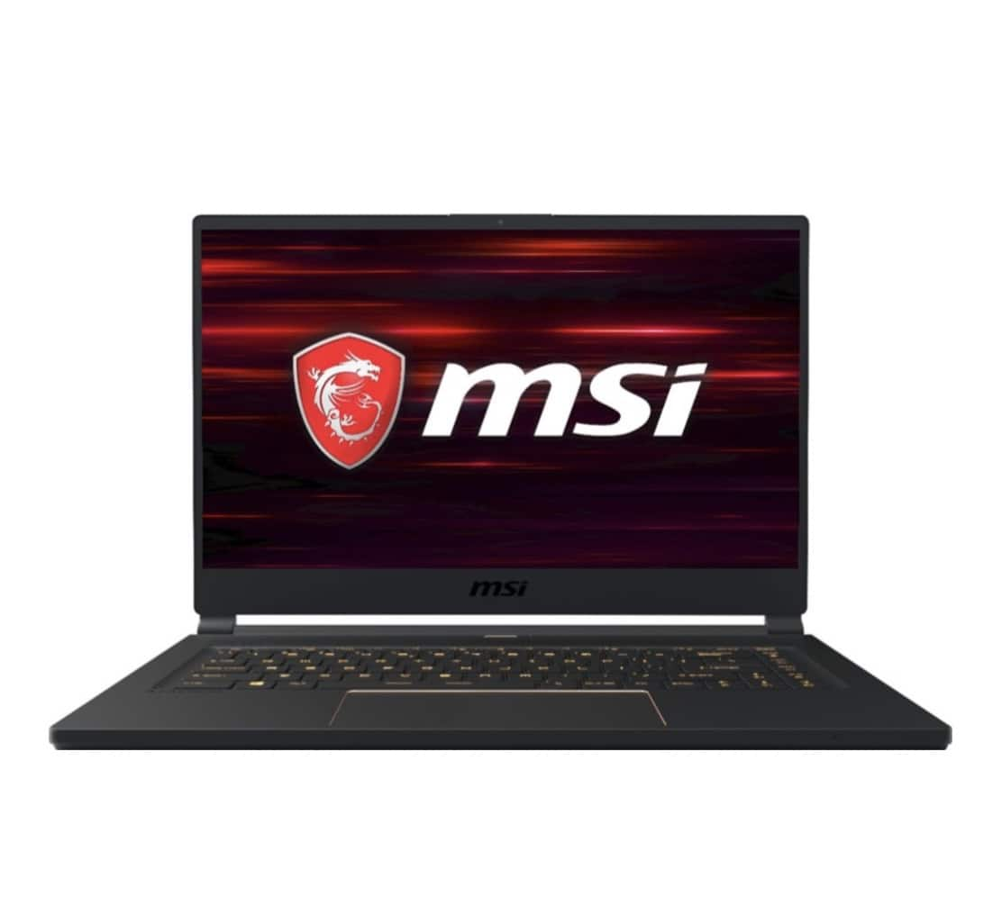 MSI GS65 Gaming Laptop: 144Hz, GTX 1660Ti, i7-9750H, 16GB, 512GB SSD + FS $1320