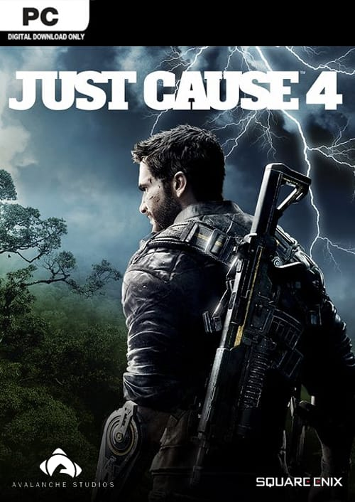 Just Cause 4 (PC Digital Download) $12.79