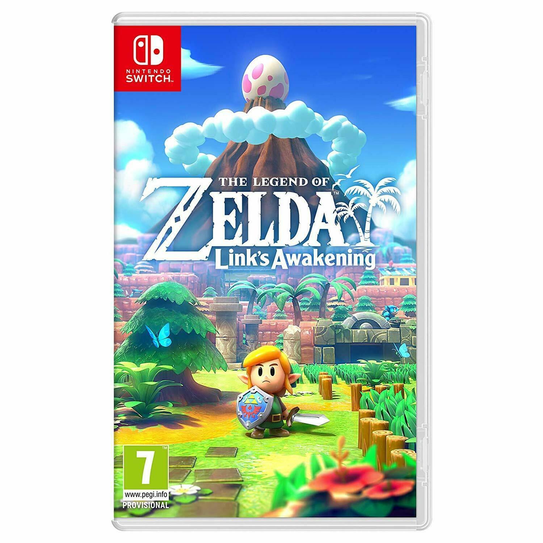 The Legend of Zelda Link's Awakening Nintendo Switch (Region Free) + FS $45.89