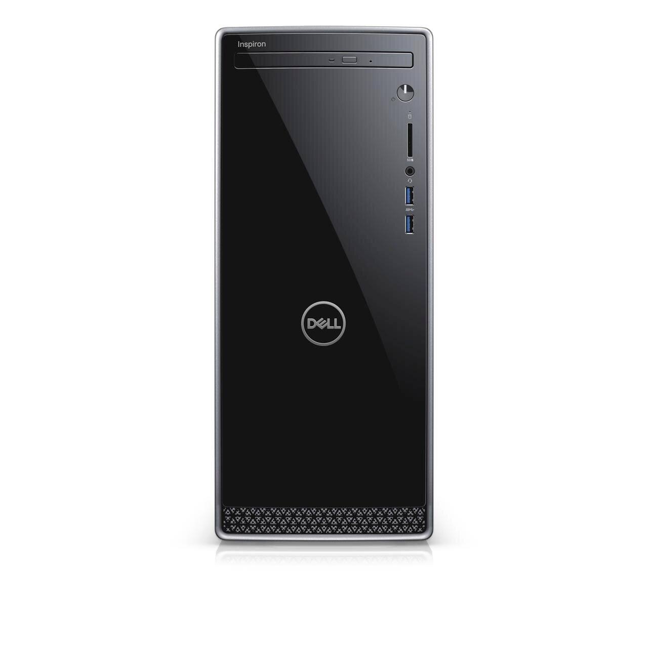 Dell Inspiron Desktop: i5-9400, 12GB RAM, 512GB NVMe SSD + FS $499.99