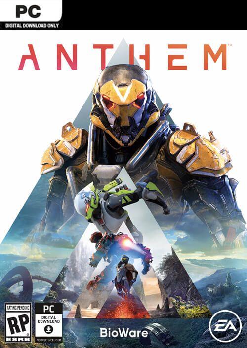 Anthem - PC Digital Download $9.09