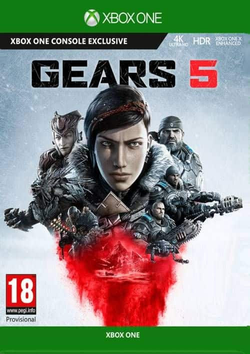 Gears 5 (Xbox One / PC Digital Download) $26