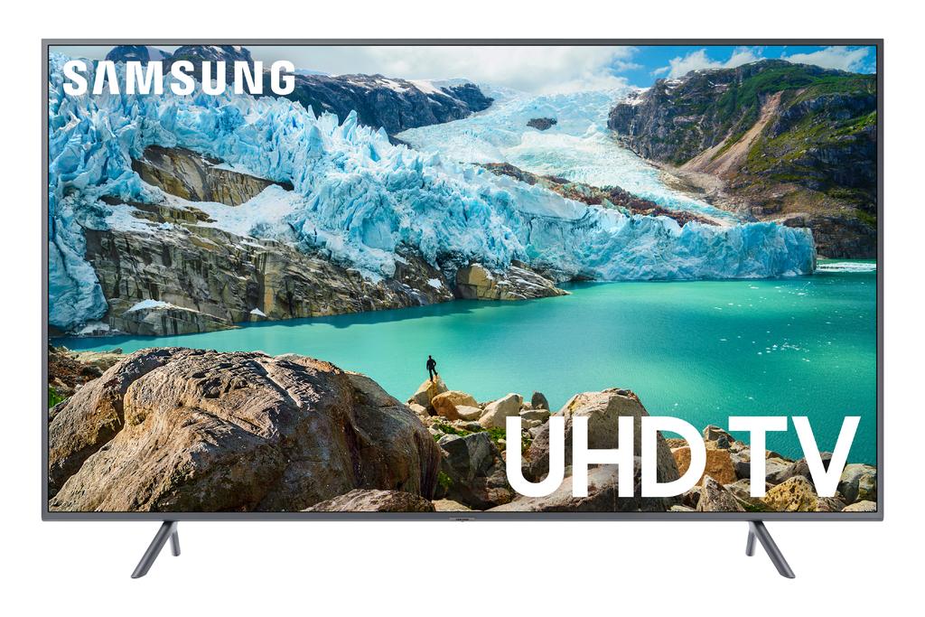 """Samsung 43"""" UN43RU7200 (2019 Model) 4K UHD TV YMMV $79"""