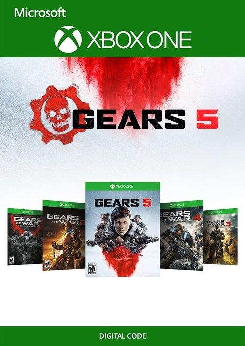 Gears 5: Bundle Pack (Xbox One Digital Download) $21.09