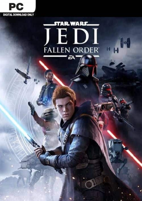 Star Wars Jedi: Fallen Order (PC Digital Download) $39.59