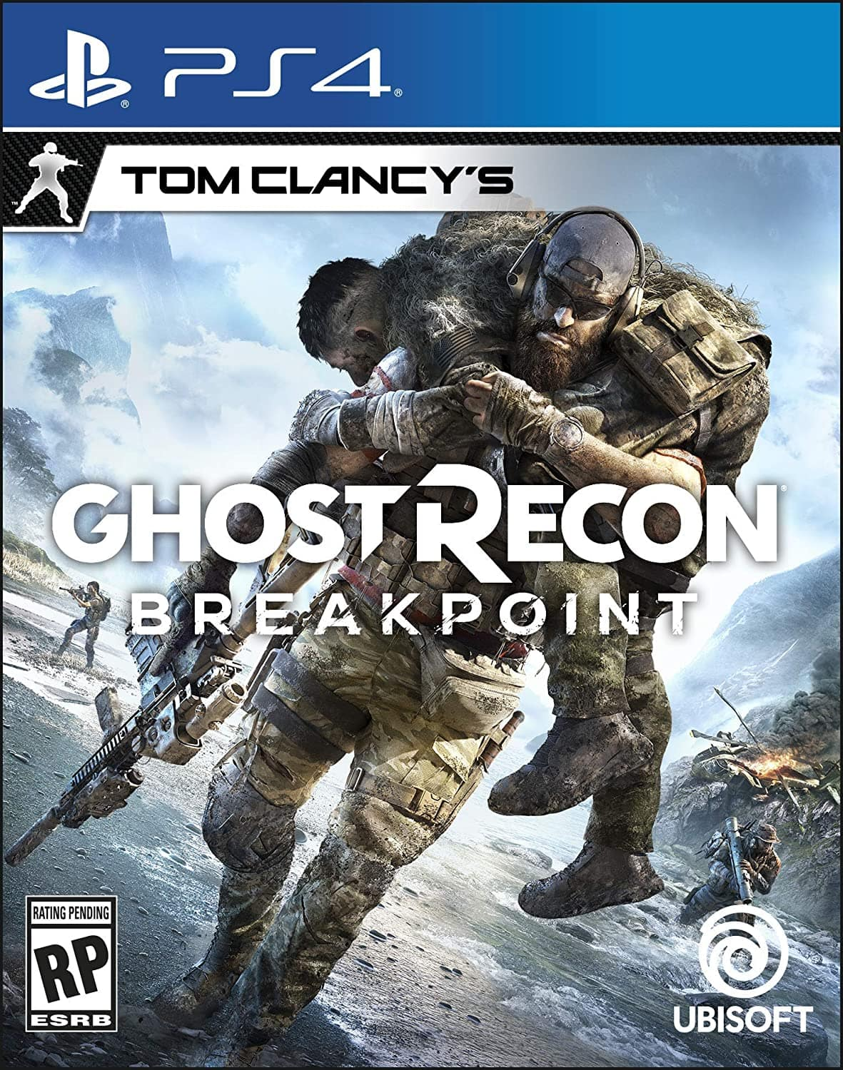 Tom Clancy's Ghost Recon Breakpoint Standard Edition $13 (PS4 / XBOX One)